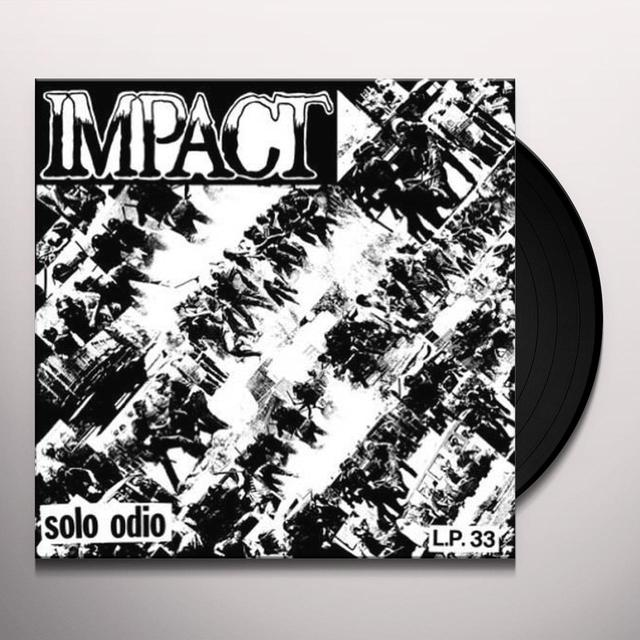 Impact SOLO ODIO Vinyl Record