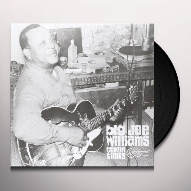 Big Joe Williams TOUGH TIMES Vinyl Record