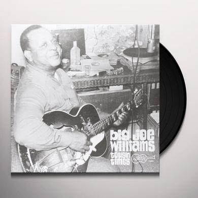 Big Joe Williams TOUGH TIMES Vinyl Record - MP3 Download Included