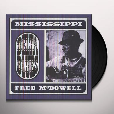 Mississippi Fred Mcdowell DELTA BLUES Vinyl Record