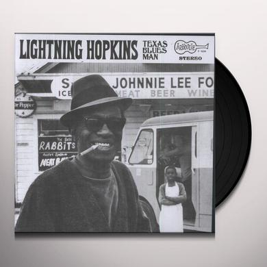 Lightnin' Hopkins on Spotify TEXAS BLUES MAN Vinyl Record - MP3 Download Included