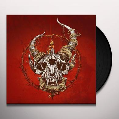 Demon Hunter TRUE DEFIANCE Vinyl Record - Limited Edition