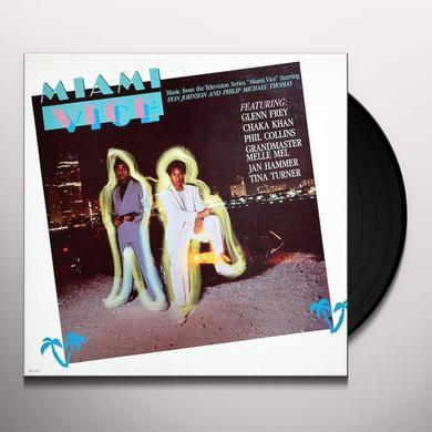 MIAMI VICE / O.S.T. Vinyl Record