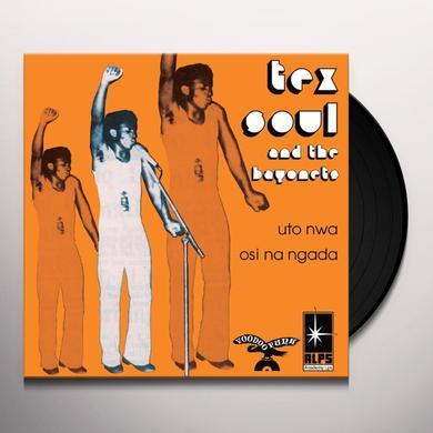 Tex Soul & The Bayonets UTO NWA / OSI NA NGADA Vinyl Record - Limited Edition