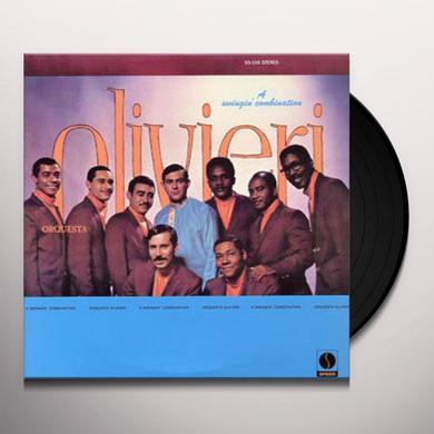 Orquesta Olivieri SWINGIN COMBINATION Vinyl Record