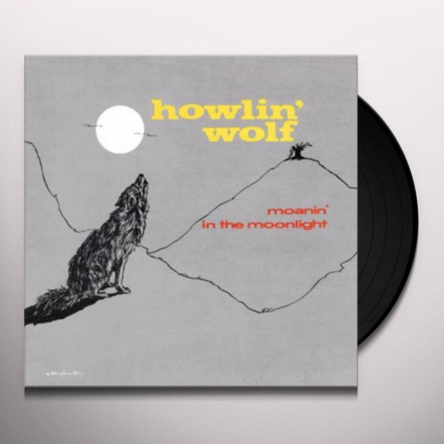 Howlin Wolf MOANIN IN THE MOONLIGHT Vinyl Record - 180 Gram Pressing