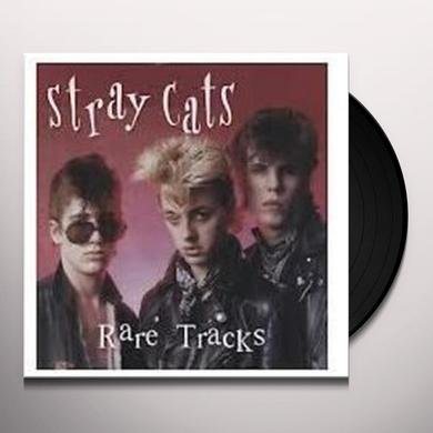 Stray Cats RARE TRACKS Vinyl Record