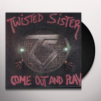 Twisted Sister COME OUT & PLAY Vinyl Record