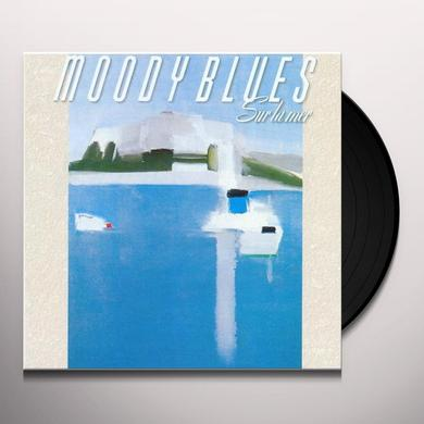 The Moody Blues SUR LA MER Vinyl Record