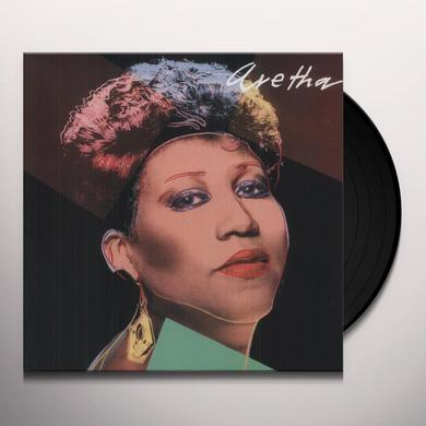 Aretha Franklin ARETHA Vinyl Record