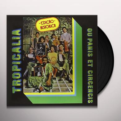 Tropicalia OU PANIS ET CIRCENCIS Vinyl Record