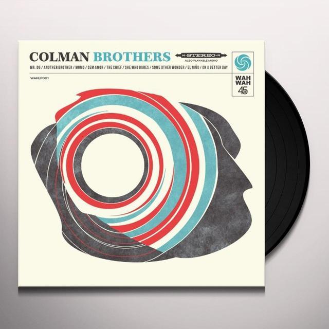 COLMAN BROTHERS Vinyl Record