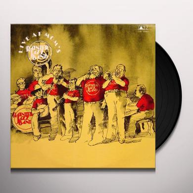 Ranier Jazz LIVE AT MOM'S Vinyl Record