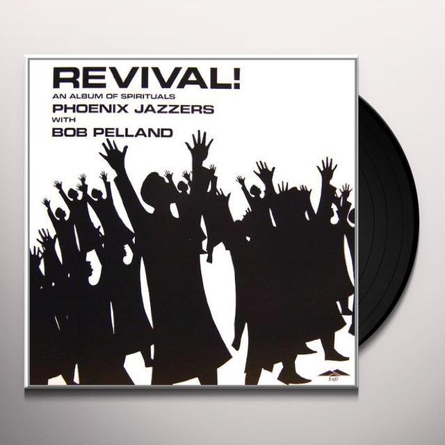 Phoenix Jazzers REVIVAL SPIRITUALS Vinyl Record