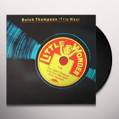 Butch Thompson LITTLE WONDER Vinyl Record