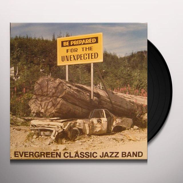 Evergreen Classic Jazz BE PREPARED Vinyl Record