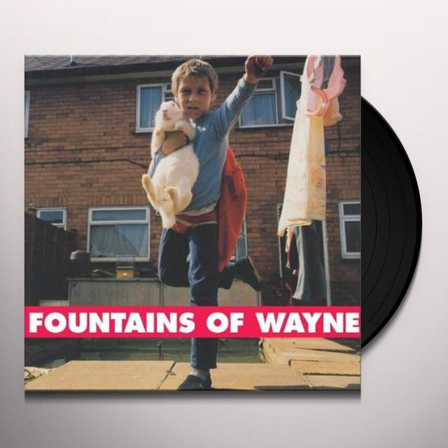 FOUNTAINS OF WAYNE Vinyl Record