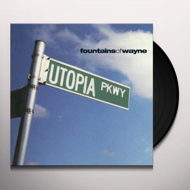 Fountains Of Wayne UTOPIA PARKWAY Vinyl Record