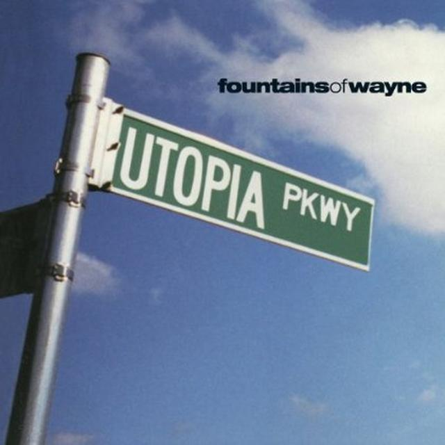 Fountains Of Wayne UTOPIA PARKWAY Vinyl Record