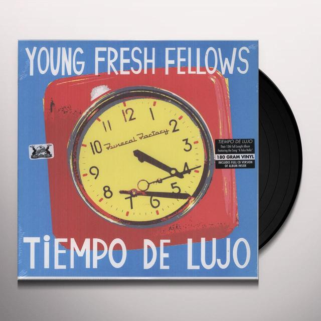 Young Fresh Fellows TIEMPO DE LUJO (W/CD) (Vinyl)