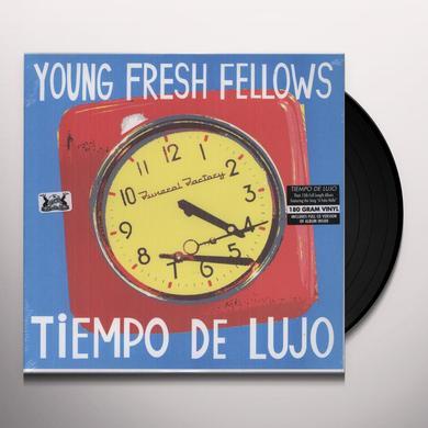 Young Fresh Fellows TIEMPO DE LUJO (W/CD) (Vinyl)