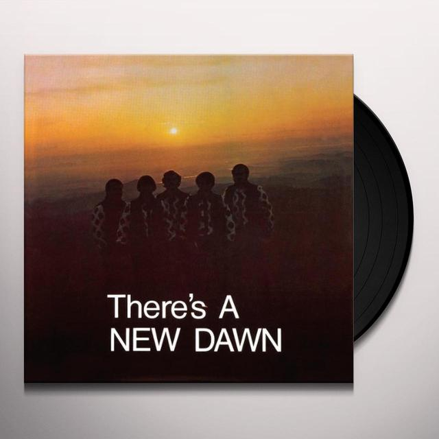 THERE'S A NEW DAWN Vinyl Record - Colored Vinyl, Limited Edition