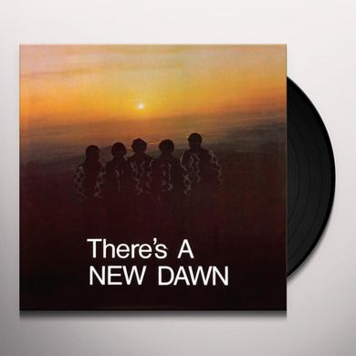 THERE'S A NEW DAWN Vinyl Record