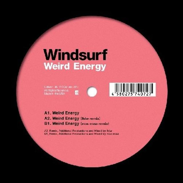 Windsurf WEIRD ENERGY REMIX (EP) Vinyl Record - Limited Edition