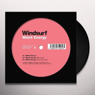 Windsurf WEIRD ENERGY REMIX Vinyl Record