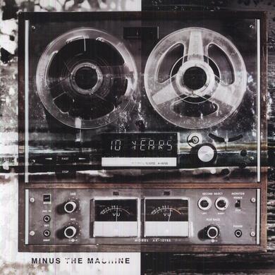 10 Years MINUS THE MACHINE Vinyl Record