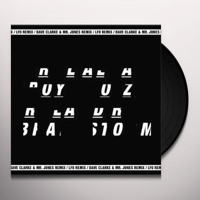 Erol Alkan & Boys Noize ROLAND RAT / BRAIN STORM REMIXES Vinyl Record
