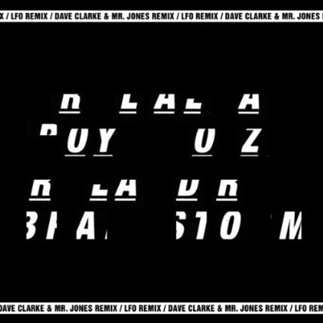 Erol Alkan & Boys Noize ROLAND RAT / BRAIN STORM REMIXES (EP) Vinyl Record