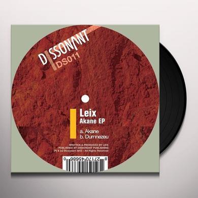 Leix AKANE Vinyl Record
