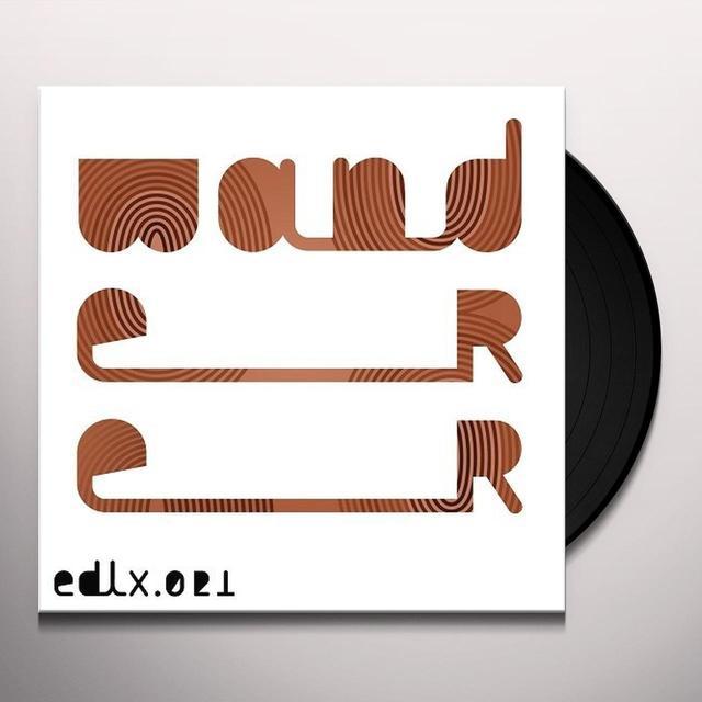 Brendon Moeller WANDERER (EP) Vinyl Record