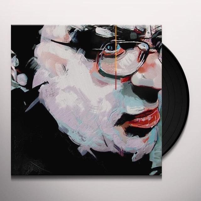 Nick Edwards PLEKZATIONZ Vinyl Record