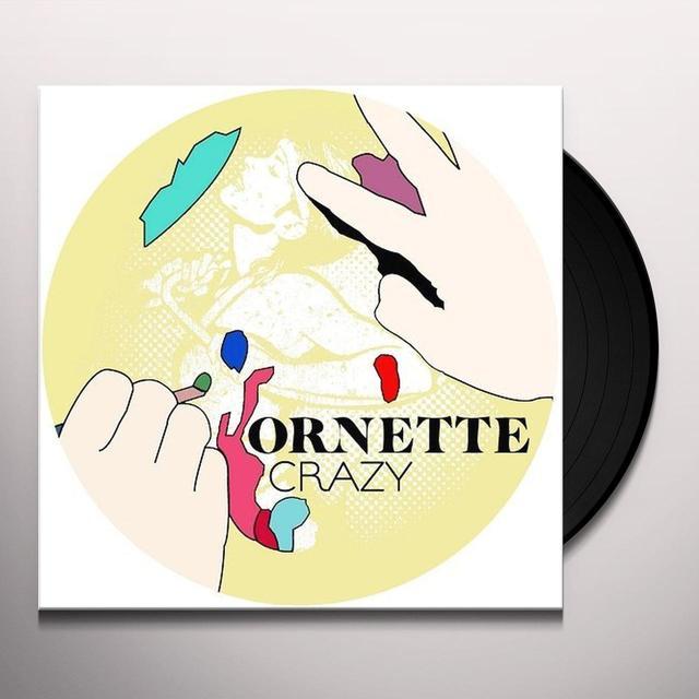 Ornette CRAZY (EP) Vinyl Record