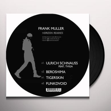 Frank Muller HORIZON REMIXES Vinyl Record