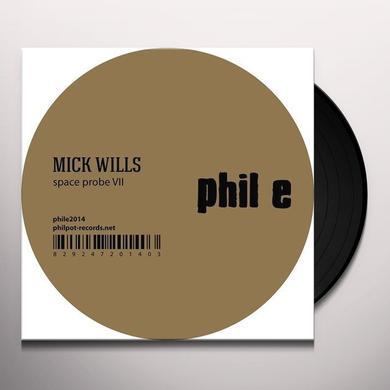 Mick Wills SPACE PROBE VII (EP) Vinyl Record
