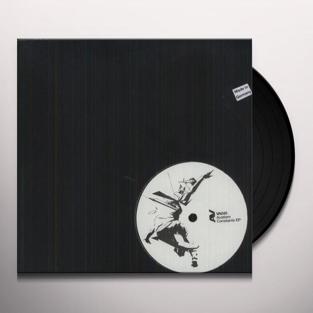 Avatism CONSTANTS (EP) Vinyl Record