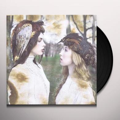 Kemp & Eden BLACK HOLE LACE Vinyl Record