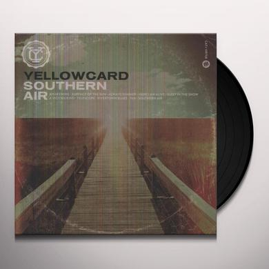 Yellowcard SOUTHERN AIR Vinyl Record