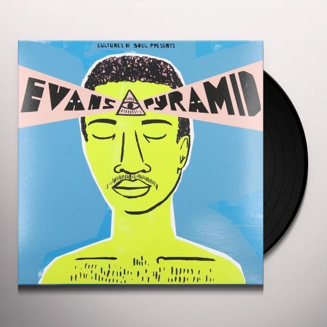 EVANS PYRAMID Vinyl Record