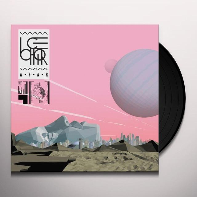 Ice Choir AFAR Vinyl Record