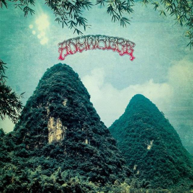 ANYWHERE Vinyl Record