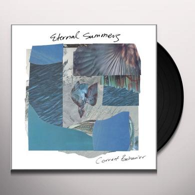 Eternal Summers CORRECT BEHAVIOR Vinyl Record