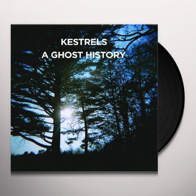 Kestrels GHOST HISTORY Vinyl Record