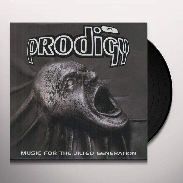 The Prodigy MUSIC FOR THE JILTED GENERATION Vinyl Record