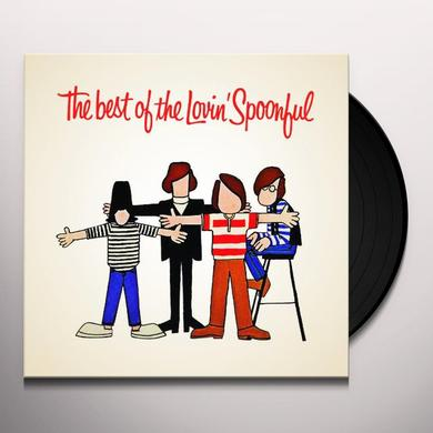 BEST OF THE LOVIN SPOONFUL Vinyl Record - Limited Edition, 180 Gram Pressing