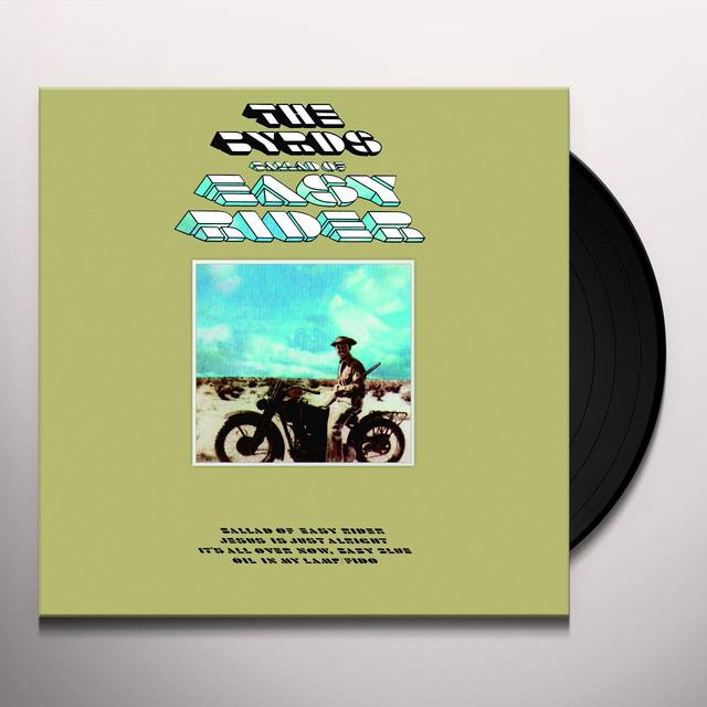 The Byrds BALLAD OF EASY RIDER Vinyl Record - Limited Edition, 180 Gram Pressing