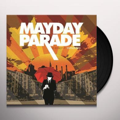 Mayday Parade LESSON IN ROMANTICS Vinyl Record
